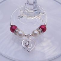 Wine Glass Charms - Elegance Style